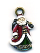 St. Nick or Santa Charm