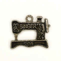 Sewing Machine Charm