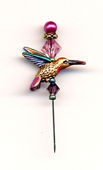 Pin-Its - Hummingbird Copper