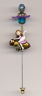 Pin-Its - Fairy Riding Bee