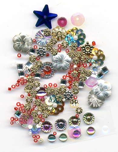 Embellishments - Christmas Tree 2014
