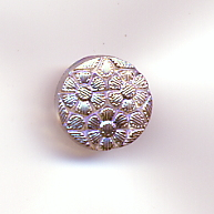 Vintage German glass Buttons