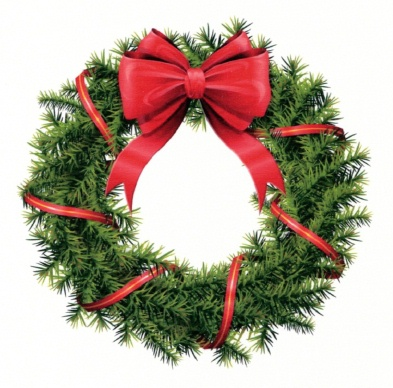 Christmas Wreath Pattern for 2015