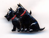 Pin - Scottie Dogs