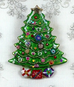 Pin - Christmas Tree