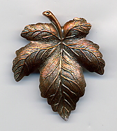 Pin - Sycamore Leaf