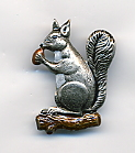Pin - Squirrel