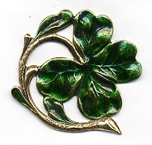 4 leaf Clover Sew Down